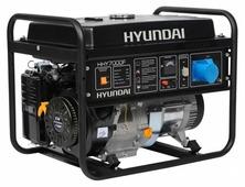 Бензиновый генератор Hyundai HHY 7000F (5000 Вт)
