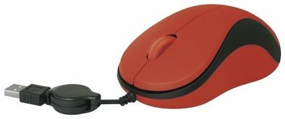 Мышь Defender MS-960 Red USB