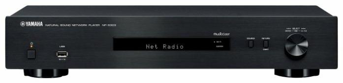 Сетевой аудиоплеер YAMAHA NP-S303