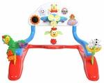 Интерактивная развивающая игрушка Kiddieland Гимнастический центр