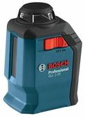 Лазерный уровень BOSCH GLL 2-20 Professional + BM 3 (0601063J00)