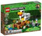 Конструктор LEGO Minecraft 21140 Курятник