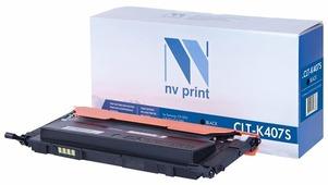 Картридж NV Print CLT-K407S для Samsung