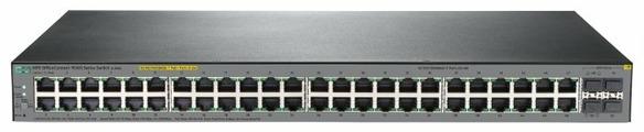 Коммутатор Hewlett Packard Enterprise OfficeConnect 1920S 48G 4SFP (JL382A)
