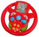Интерактивная развивающая игрушка PlayGo Steering Wheel