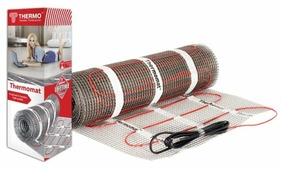 Электрический теплый пол Thermo Thermomat TVK-130 520Вт