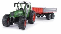Трактор Bruder с прицепом (02-104) 1:16 56 см