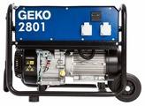 Бензиновый генератор Geko 2801 E-A/SHBA (2500 Вт)