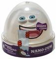 Жвачка для рук NanoGum жидкое стекло с ароматом кокоса 50 гр (NGLGAC50)