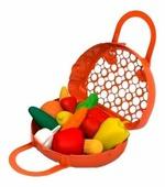 Набор продуктов Нордпласт В сумке-корзинке 440