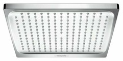 Верхний душ встраиваемый hansgrohe Crometta E 240 1jet 26726000 хром