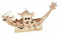 Сборная модель Чудо-Дерево Лодка принцессы (80011)