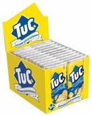 Крекеры TUC Сыр (в коробке), 24 шт. х 21 г