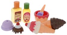 Набор продуктов с посудой Mary Poppins Кафе-мороженое 453059