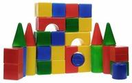 Кубики Десятое королевство Строительный набор 03066