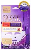 Japan Gals маска Pure 5 Essence Premium c тремя видами плаценты