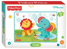Пазл Step puzzle Mattel Fisher Price (91148), 35 дет.