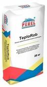 Штукатурка Perel TeploRob, 20 кг