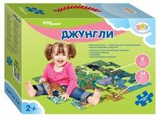Пазл Step puzzle Baby Step Джунгли (70100), 42 дет.