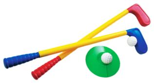 Игровой набор Пластмастер Гольф (40016)