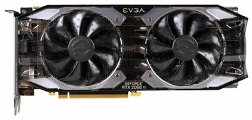 Видеокарта EVGA GeForce RTX 2080 Ti 1635MHz PCI-E 3.0 11264MB 14000MHz 352 bit HDMI HDCP XC GAMING
