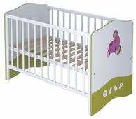 Кроватка Polini Basic Elly 140*70