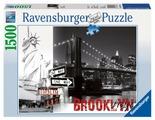Пазл Ravensburger Бруклинский мост (16268), 1500 дет.
