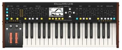 Синтезатор BEHRINGER DeepMind 6
