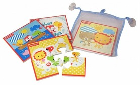 Стикеры Fisher-Price Funny puzzle (10014)