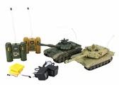 Набор техники Пламенный мотор Танковый бой (870165) 1:28