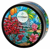 EcoCraft Скраб для тела Mango and pink ginger