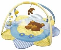 Развивающий коврик Baby Mix Мишка маленький (3131С)