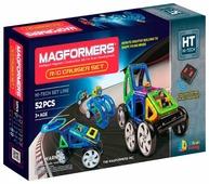 Магнитный конструктор Magformers Vehicle 707003 Радиоуправляемый набор