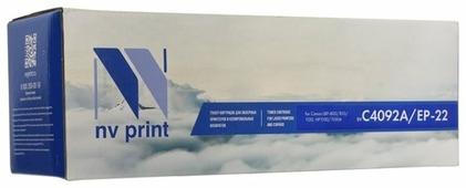 Картридж NV Print C4092A для HP