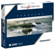 Пазл Clementoni Plisson Collection Panorama Шторм на островах (39353), 1000 дет.