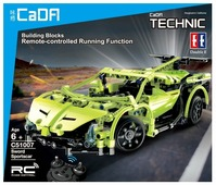 Электромеханический конструктор Double Eagle CaDA Technic C51007W Спортивный автомобиль