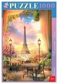 Пазл Hatber Романтичный Париж (1000ПЗ2_16973), 1000 дет.
