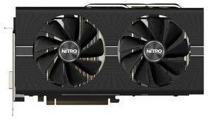 Видеокарта Sapphire Nitro+ Radeon RX 580 1411MHz PCI-E 3.0 8192MB 8000MHz 256 bit DVI 2xHDMI HDCP