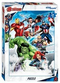 Пазл Step puzzle Marvel Мстители - 3 (94080), 160 дет.