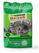 Комкующийся наполнитель Super Benek Зеленый лес 25 л