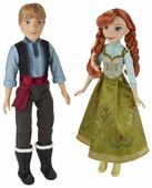 Набор кукол Hasbro Холодное сердце Анна и Кристофф, B5168