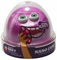 Жвачка для рук NanoGum сиренево-розовая 50 гр (NG2SR50)