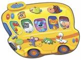 Музыкальный коврик Знаток Автобус-Зоопарк и Человек-Оркестр (SLW9821)