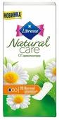 Libresse прокладки ежедневные Natural Care Normal daily