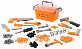 Полесье Набор инструментов №15, 57 элементов (в контейнере) (59307)
