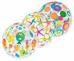 Мяч надувной Intex Lively Print Bals 59050