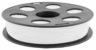 Пластик для 3д принтера Bestfilament Bflex-пластик 1.75mm 500гр White