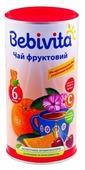 Чай Bebivita Фруктовый, c 6 месяцев