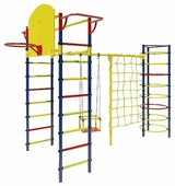 Спортивно-игровой комплекс TMK PRO Маугли 13