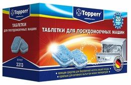 Аксессуары для бытовой техники Таблетки для посудомоечных машин Topperr 3310
